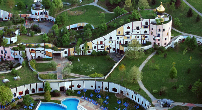 Бад Блюмау, Австрия