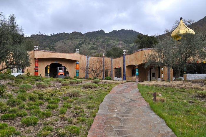 Винодельческий завод «Quixote Winery» (США)