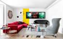 Уютный дом, где соперничают элегантность и контраст