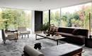 Впечатляющий стеклянный дом, открытый в природу