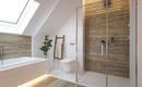 Обустройство маленькой ванной с душевой кабиной