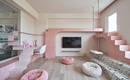 Уютное счастье: очень удобный дом в пастельных тонах