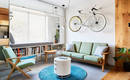 Минималистская квартира 35 кв. м – как разместить все необходимое?