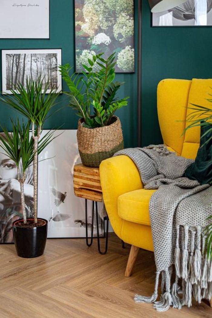 Источник фото: https://www.dmarge.com/2016/07/accent-colours-interior-design-inspiration.html