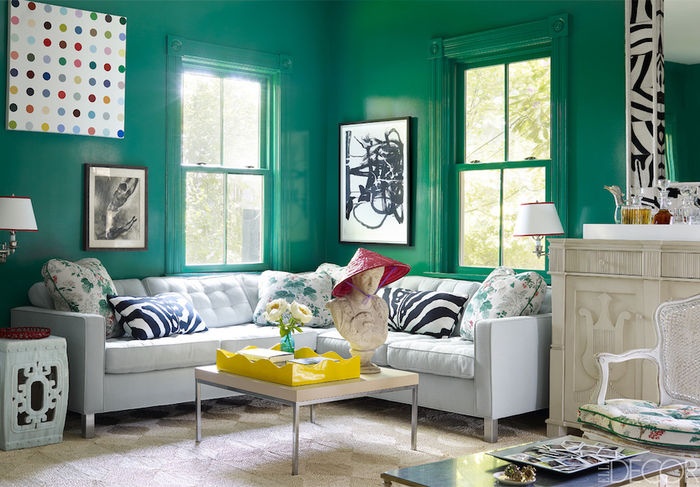 Источник фото: https://www.dmarge.com/2016/07/accent-colours-interior-design-inspiration.html