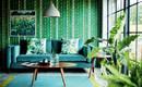 Зеленый в интерьере: как сочетать с другими цветами