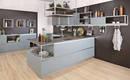 Где можно устроить кладовку на кухне? Хорошие способы хранить еду