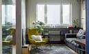 Конструктивная перепланировка квартиры площадью 38 кв. М