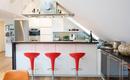 7 особенностей  кухни при сложной конфигурации комнаты