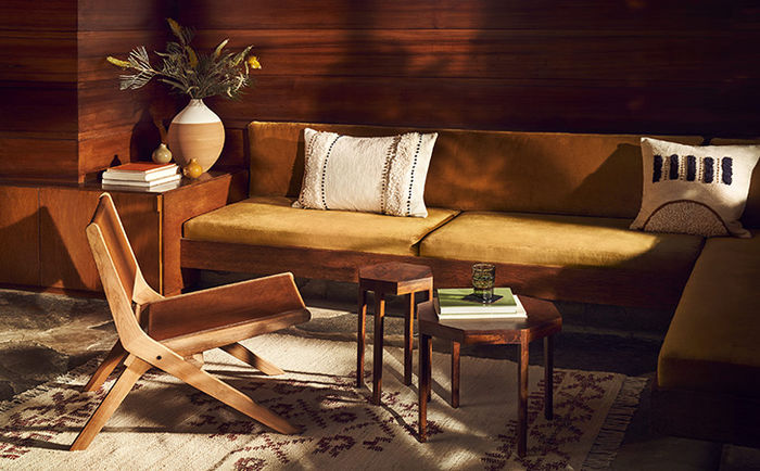 Коллекция Zara Home Spring Summer 2020. Фото: © Fabien Baron