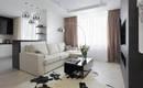 Удачная перепланировка квартиры 44 кв. М для двух человек