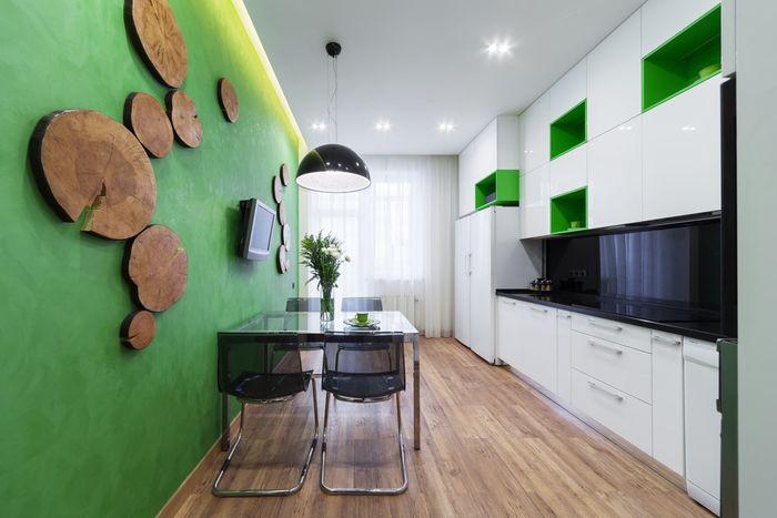 Визуализация: Gradiz. 5 важных моментов в создании кухни своей мечты