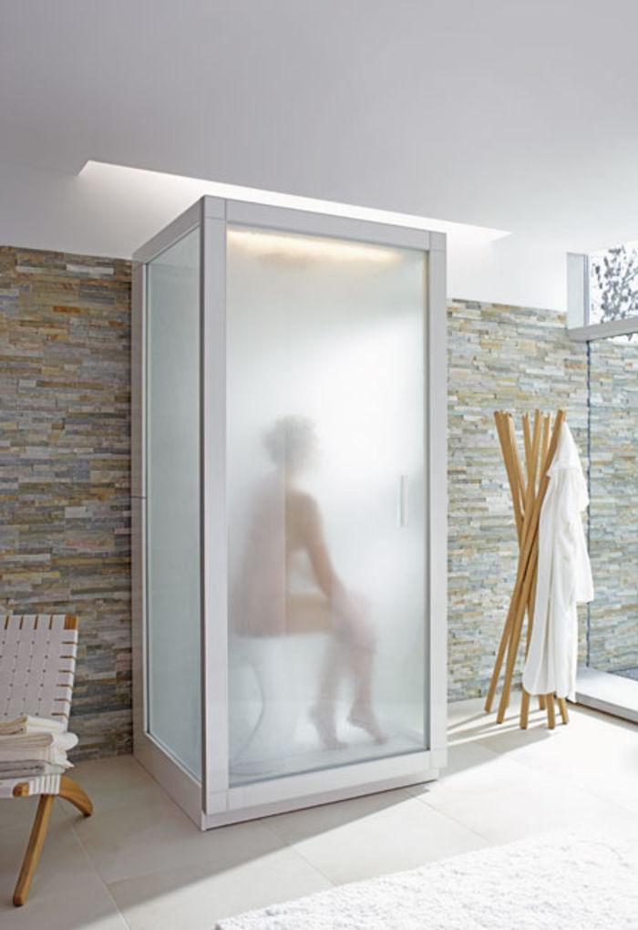 Паровой душ St.Trop от Duravit