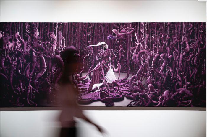 Свобода и обещание равенства - выставка африканского искусства