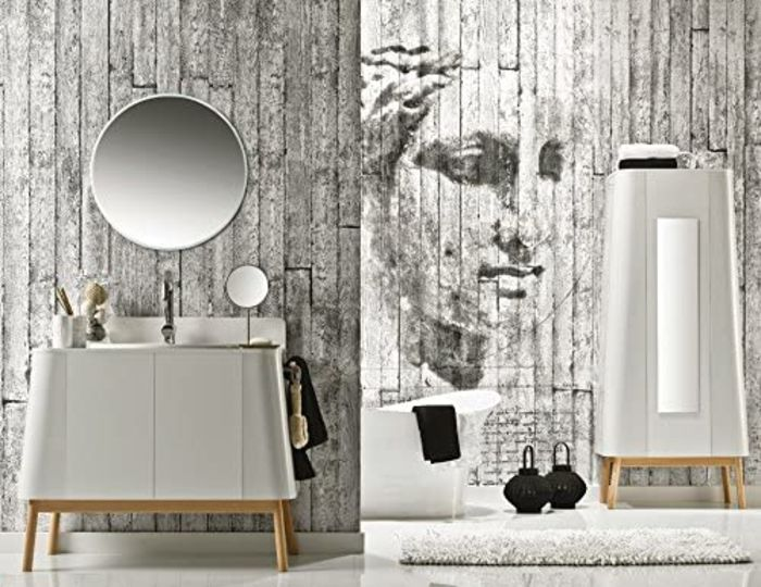 Идеальная ванная: отделка, которая заменит любые материалы
