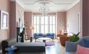 Яркое обновление: стильный интерьер лондонского дома
