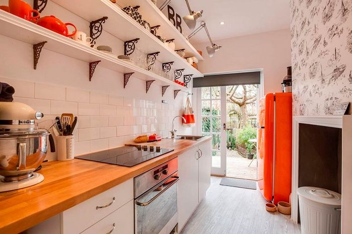 Функции узкой кухни