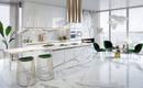 Узкая кухня: идеи декора и функциональности