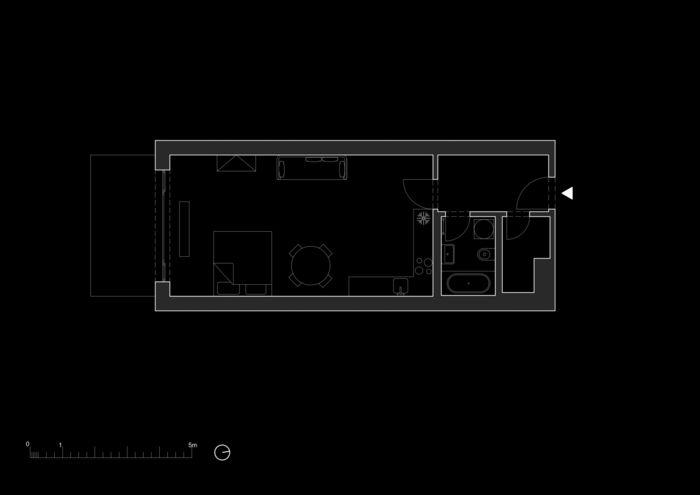 Гостевая квартира