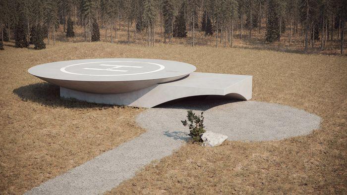 Визуализация: Sergey Makhno Architects