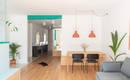 Встроенная мебель – способ увеличения пространства испанской квартиры