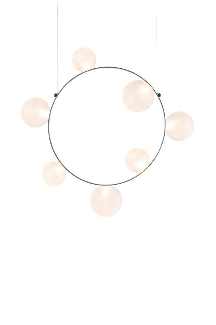 Лампа Hubble Bubble  от Марселя Вандерса