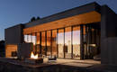 Дом для отдыха с внутренними двориками