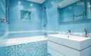 10 моделей ванных комнат в синих тонах