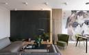 Очаровательная квартира с японскими мотивами