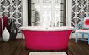 9 новых идей дизайна плитки в ванной комнате
