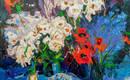 Объединенные цветом – выставка живописи Алексея и Оксаны Иванюк