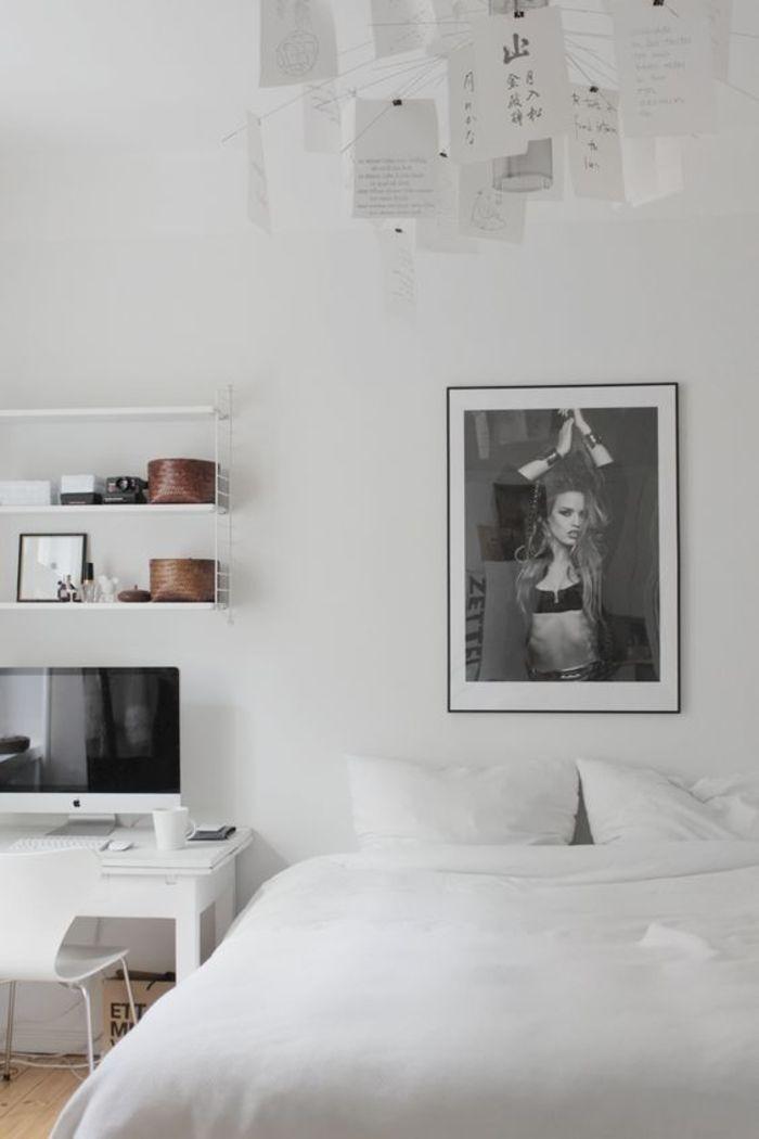Бюджетный декор спальни