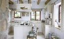 Уютная кухня в провансальском стиле