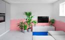 Минималистичная квартира 40 кв. м как экзотический оазис