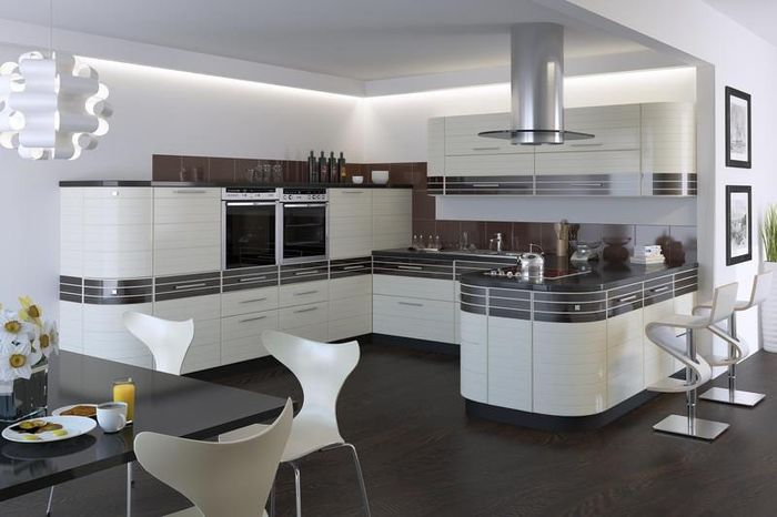 Кухня по принципам фэн-шуй