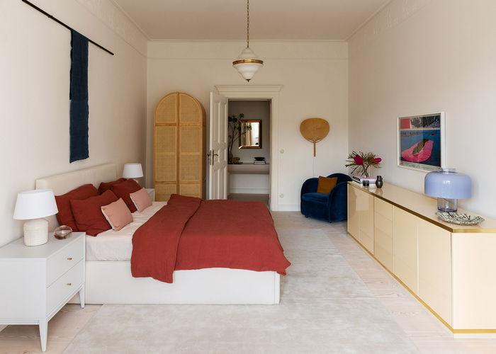 Создание интерьера спальни