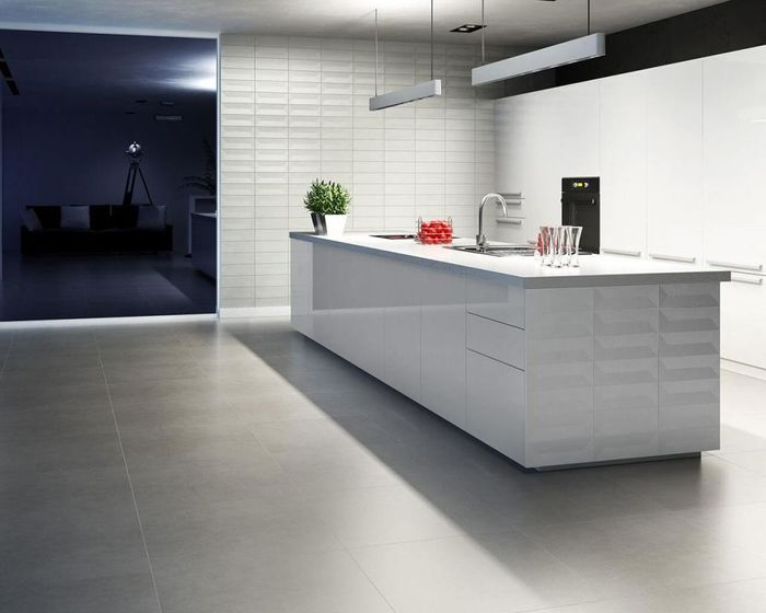 Интерьер кухни от 10 кв.м