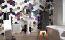 4 идеи для использования маленькой плитки в ванной