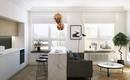 Как расширить кухню 20- 25 кв. м за счет другой комнаты?