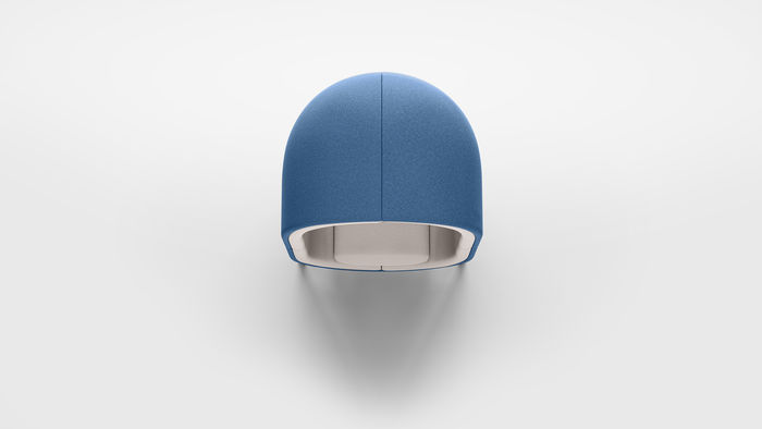 Кресло - капсула. Дизайн: Екатерина Соколова