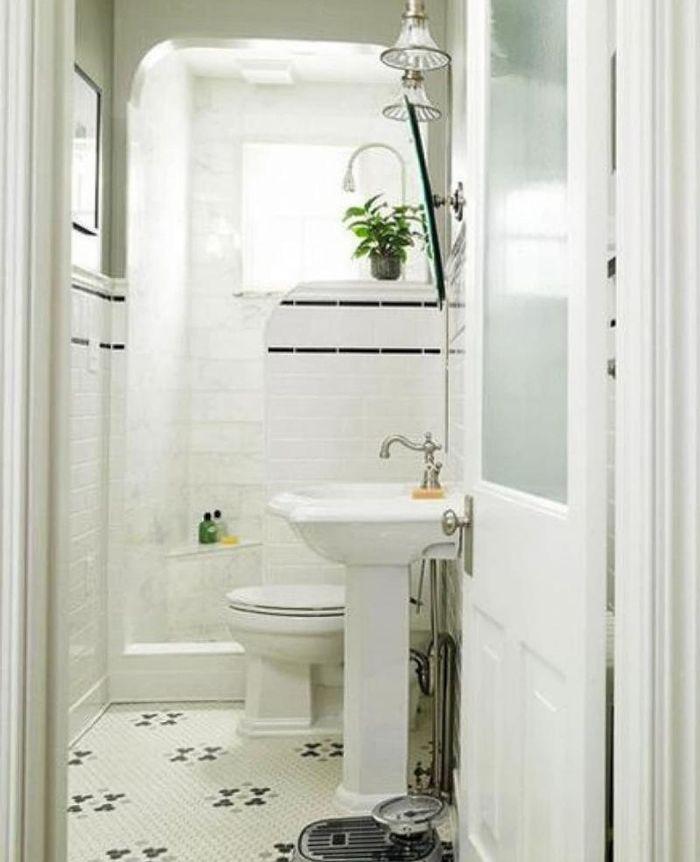Обустройство маленькой ванной 4 кв. м