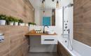 7 способов сделать функциональной ванную комнату 4 кв. м