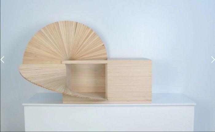 Кинетические шкафы от Sebastian Errazuriz
