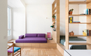 Однокомнатная квартира в центре Милана с пятью функциями