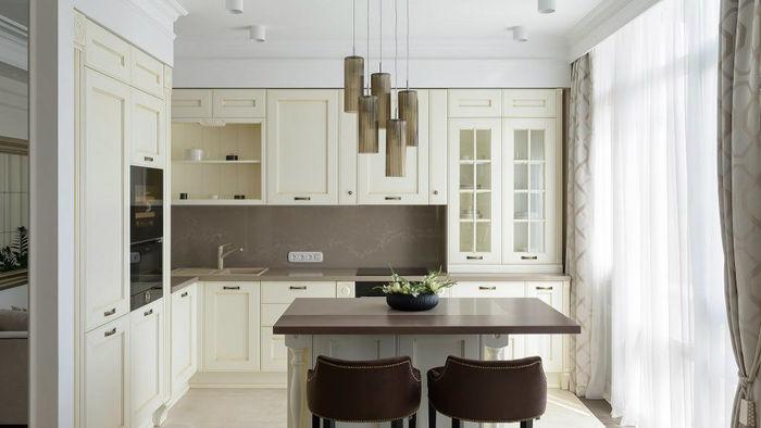 Дизайн студия Виктории Витковской •проект Valeri Apartments