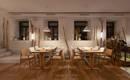 Киевский ресторан «100 років тому вперед» от украинской студии Balbek Bureau
