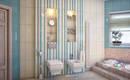 Полки в ванной: 10 конструктивный идей