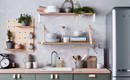 Умные способы обустройства маленькой кухни 6,7 и 8 кв.м