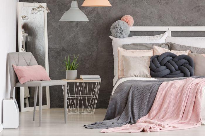Палитра спальни