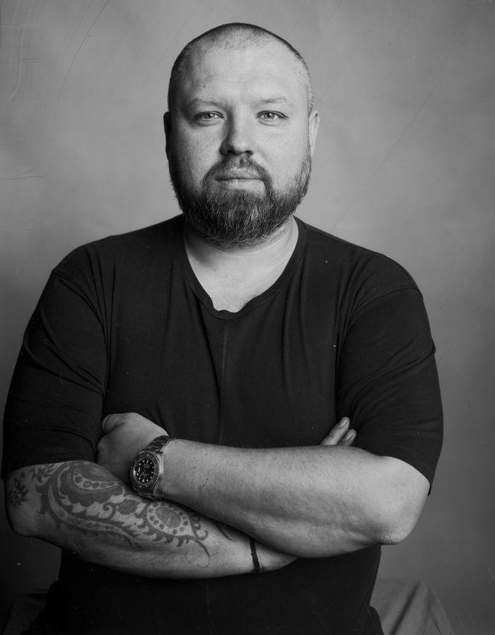 Архитектор Сергей Махно
